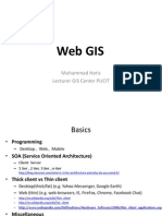 WebGIS- By Muhammad Haris