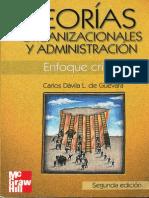 Sem 3 - Davila-Teorias Organizacionales y Administracion-Cap 1