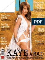 FHM Philippines - 06June 2012