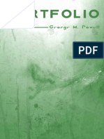 Portfolio George Powell
