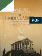 Manual de limbi clasice seminar anul IV