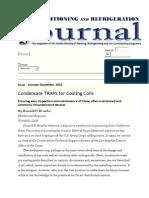 condensate Utrap