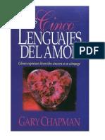 Gary Chapman - Los Cinco Lenguajes Del Amor_conyugue