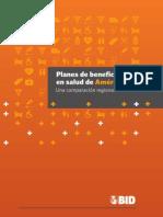 BID Planes de Beneficios en Salud de America Latina Una Comparacion Regional