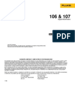 Manual Español Multimetro Fluke 107