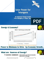 Solar Power for Telangana - Public