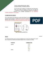 Manual Configuracion Del Indicador Dwyer