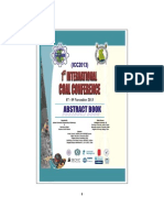 Abstract Book Icc