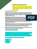 Ley Fderal de Metrologia & Normalizacion