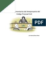 comentario del ante proyecto del codigo procesal civil.docx