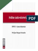 08 ENP155 Análise Custo-Volume-lucro (1)