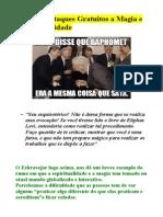 Criticas e Ataques Gratuitos a Magia e a Espiritualidade  - Elailson Marcelino.pdf