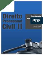 Caderno Processo Civil II