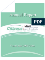 Citizen Bank English Report 2066