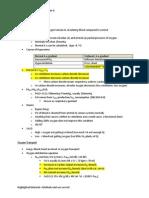 PaPh Assessment 6 Pulmonary