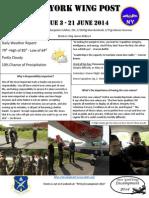 Encampment Newsletter Issue 3