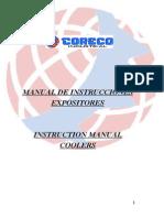 Manual de Instrucciones RVC60