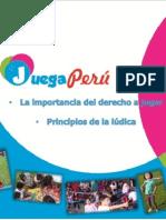 PPT Derecho a Jugar y Principios Lúdicos