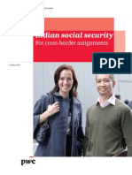 PwC - Indian Social Security for Cross Border Assignments October 2011-130112