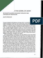 Who is Hiding in the Gospel of John