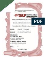 Monografia Psicologia en Países de Habla Inglesa Final