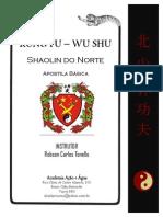 Apostila Básica Shaolin