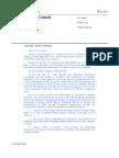 MH17 Draft UN Security Council Resolution