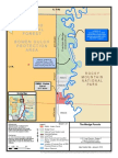 Map for U.S. Senator Mark Udall's Proposal to Extend the Arapaho National Forest Boundary