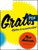 Gratis - Anderson, Chris