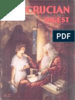 Rosicrucian Digest, June 1943