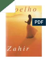 Paulo Coelho Zahir