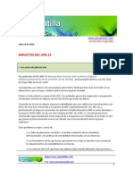 Impacto Del Ifrs 15 - Mantilla