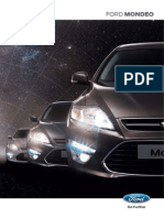Mondeo Business Editions EBrochure