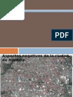 Escenario urbano de la ciudad de Heredia