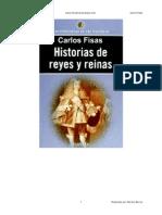 Carlos Fisas - Historias de Reyes y Reinas