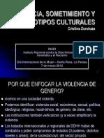 Violencia Lapampa Power 070312