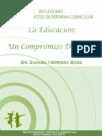 Reflexiones Sobre El Proceso de Revisión Curricular.