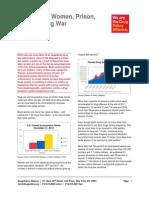 DPA Fact Sheet Women Prison and Drug War July2014