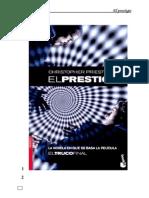 Priest Christopher - El Prestigio