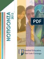 DDI - NotiGonzaga 2014