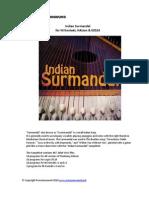 Surmandal Manual