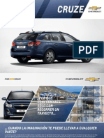 Chevrolet CruzeSW 2014 ES Es