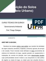 10.3 Poluicao Dos Solos - Meio Urbano -RSU