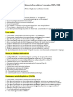 Estudo - Alterações Leucocitárias, Leucemias, SMP e SMD[1]