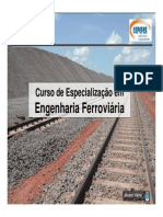 Aula 4.1 Projeto Eng. Ferroviaria