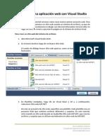 Crear Un Proyecto de Sitio Web y Una Pc3a1gina
