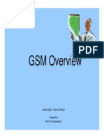 2 GSM Overview