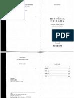Lívio - História de Roma - Livro I
