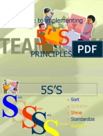 Guide to Implementing 5S Principles