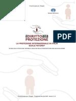 Il Diritto Alla Protezione_studio Sullo Stato Del Sistema Di Asilo in Italia 2011